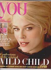 You Magazine 3 February 2013,Amanda de Cadenet cover, Amber Valletta, Mary Berry