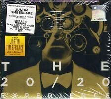 JUSTIN TIMBERLAKE The Complete 20/20 Experience MALAYSIA DIGIPAK 2 CD SET RARE