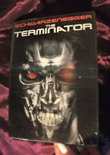 The Terminator (DVD, 2001) With Face Changer Hologram Front Panel