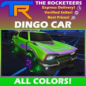 [PC] Rocket League Every Painted DINGO Auriga Series Import Battle-Car New