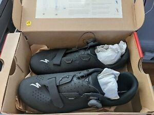 Specialized Torch 2.0 Road Cycling Shoes Size 44 Black used thrice with box
