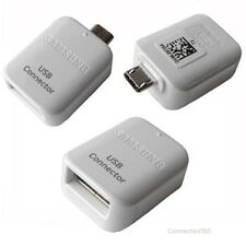 HOST MICRO USB MASCHIO A USB OTG Adapter Samsung Donna Per Tablet Mobile Android