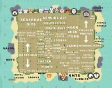 Mega Treasure Island New Horizons! Spooky Festive Holiday Mush ACNH:15 Mins