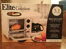 Elite Cuisine EBK-200 Ebk200 3 In 1 Breakfast Station