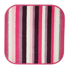 New Ikea SAXSKÄR Bathmat, Pink, multicolor