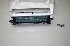 Fleischmann 5065 Personenwagen 3.Klasse mit Postabteil Cpwi DRG Spur H0 OVP