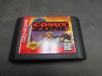 Comix Zone (Sega Genesis, 1995)