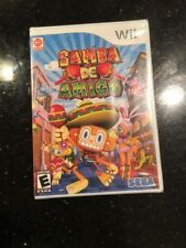 Samba de Amigo (Nintendo Wii, 2008) Brand New Factory Sealed