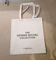 The George Michael Collection Christie's Tote Bag