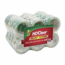 Duck Hd Clear Heavy Duty Packaging Tape Pack Of 24 Rolls