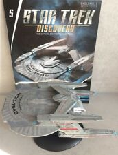 Star Trek Discovery Starships Collection Eaglemoss #5 U.S.S. Europa NCC-1648 eng