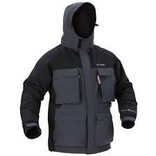 NEW ONYX ARCTIC SHIELD EXTREME COLD PARKA JACKET,GREY/GRAY/BLACK XL COAT,X-LARGE