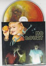 CD CARDSLEEVE NO DOUBT FEAT GWEN STEFANI DON'T SPEAK 2T DE 1996 TBE