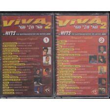 Aa.vv 2x Mc7 Viva 2' 60' 70' 80 Nuova Sigillata 8014406632743