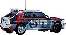 Hasegawa 1/24 Lancia Super Delta 1992 WRC Makes Champion Model kit CR15