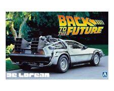 AOSHIMA 011850 Ritorno al Futuro De Lorean Back To The Future PART 1 1/24 KIT