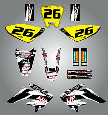 Honda CRF 70 - 2003 / 2011 safari style graphics kit / stickers / decals