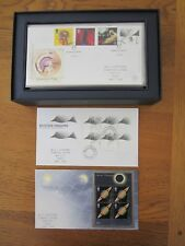 Royal Mail Millennium Collection, 26 Presentation packs & 28 FDC, Boxed 1999