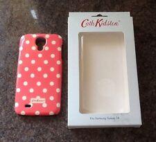BNIB. Cath Kidston Samsung Galaxy S4 phone case. Pink Little Spot.