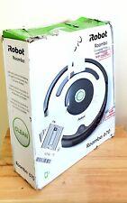 iRobot Roomba 670 Robot Vacuum-Wi-Fi Connectivity BRAND NEW OPEN BOX alexa