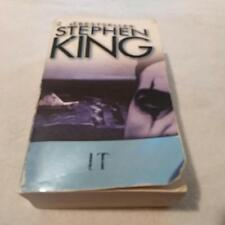 IT BY STEPHEN KING, PB, FIRST SIGNET PRINTING, AUGUST, 1981, USA, VINTAGE