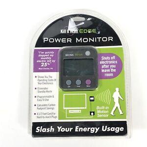 Kill A Watt Edge Power Monitor P4490 NEW Sealed