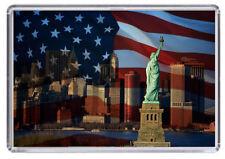 New York City Fridge USA Magnet 02