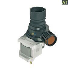 Ablaufpumpe Spülmaschine mit Pumpenstutzen 30W wie Aeg 140000443022 Schulthess