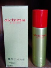 ROCHAS ALCHIMIE DEODORANT WOMAN 100 ML DISCONTINUED!!!