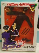 Captain Action The Green Hornet Kato 2000 Complete Outfit