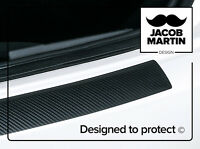 CARBON Ladekantenschutz Lasche auf die Stoßstange Honda CRV CR-V  IV (2012- )