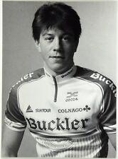 (C2/862) Cartoncino Ciclismo Mario De Clercq – Buckler Colnago