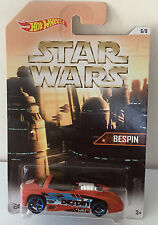 Hot Wheels Star Wars Bespin Force Awakens car New item!!!