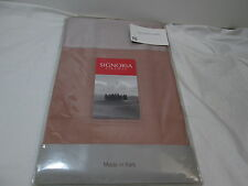 New Signoria Firenze DOUBLE 2 King Pillowcases ~ Mauve/Antique Red NIP