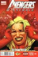 Avengers Assemble #16 Captain Marvel Comic 1st Print 2013 unread NM
