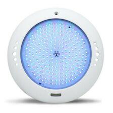 LAMPADA FARO LED PER PISCINA CAMBIACOLORE RGB 18W SENZA FORI INCASSO G2F1