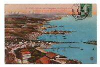 Die Küste D'Azur -perspektive Flugzeug von Cannes bis Nizza (I 2012)