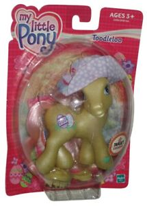 My Little Pony Toodleloo (2003) Hasbro Toy Figure - (Target Exclusive)