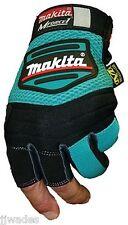 Makita MEDIUM 845041-A MForce1 Framers Fingerless Work Gloves