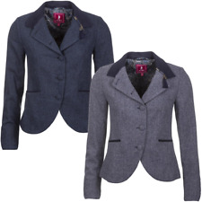 Jack Murphy Tweed Jacket Blazer Horse Riding Tailored Equestrian Coat 2 Colours