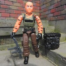 GI JOE ~ 2004 TIGER FORCE BEACHHEAD ~ 100% CMPLT ~DREADNOK ESCAPADE JOECON