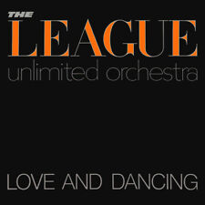 (The Human League) The League Unlimited Orchestra Love And Dancing CD Remastered