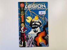 Legion Of Super-heroes #32 DC Comics The Universo Project #1