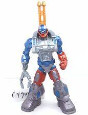 MOTU, Roboto, 200x, 100% complete, figure, Masters of the Universe, He-Man