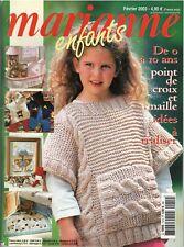 Marianne enfants - Février 2003 n°14H