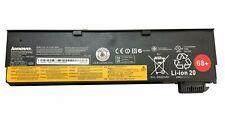 68+ NEW OEM Genuine Lenovo X240 X250 Battery ThinkPad T440 T450 T450s T460 48WH