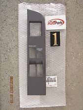 95 - 00 TOYOTA TACOMA MASTER POWER WINDOW SWITCH BEZEL TRIM GRAY OEM NEW 8910403