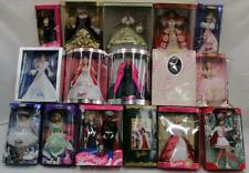 Lot of 16 Barbies and Other Items-Coca Cola, Swan Lake, Army & More Nib, Nr