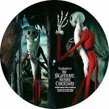 Tim Burton's The Nightmare Before Christmas [Original Motion Picture Soundtrack] by Danny Elfman (Vinyl, Sep-2014, 2 Discs, Universal)