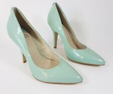 Faith patent leather heels uk 3 worn once